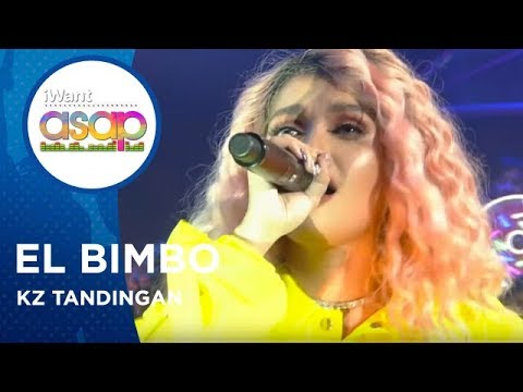 KZ -  El Bimbo | iWant ASAP Highlights
