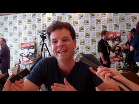SDCC 2013 - Kevin Shinick on the all new documentary 'Necessary Evil Super Villains of DC'