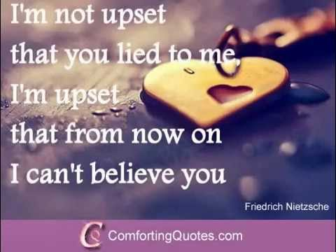 Broken Trust Quotes And Sayings Once Trust Is Broken Quotes Youtube