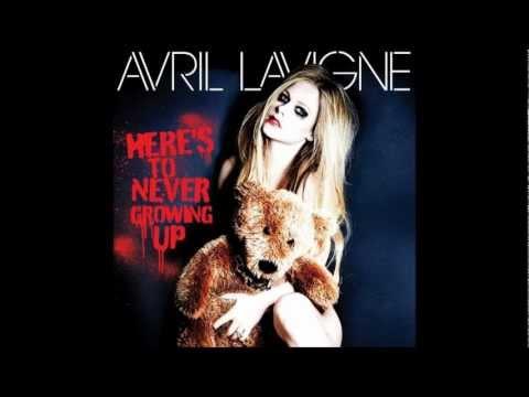 Download Avril Lavinge - Here's To Never Growing Up (Lyrics in description)