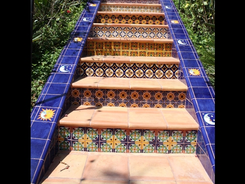 Mexican Tile Outdoors