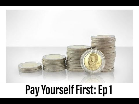 Pay Yourself First - Manage Your Money (South Africa)