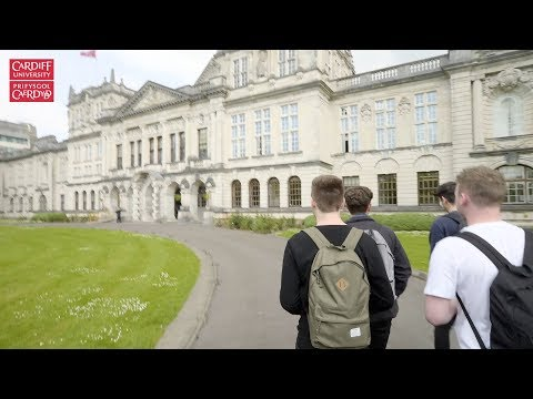 A Student Tour Of Our Campus & City Of Cardiff
