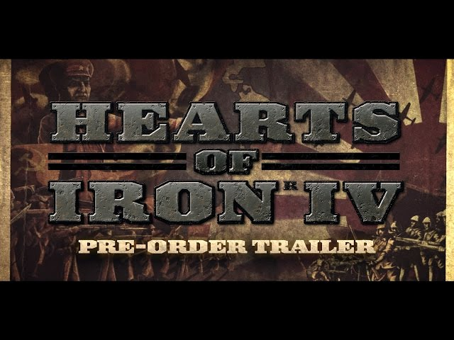 Hearts of Iron IV (видео)