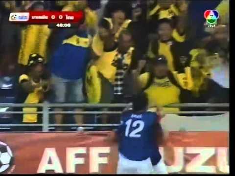 Norshahrul Idlan Talaha Goals Against Thailand (AFF Suzuki Cup 2012)