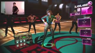 Dance Central Spotlight - 15 Minute Fitness Mode