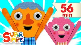 "Get to know Noodle & Pals with this super fun song for kids, ""What'..."