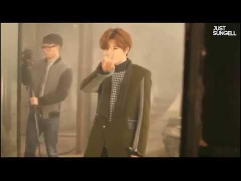 INFINITE Dilemma MV Making - Sungjong cut