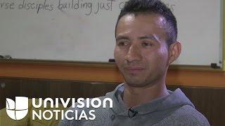Indocumentado renuncia a su vida en EEUU y se muda a Canadá por miedo a la deportación