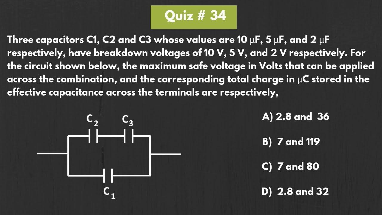Quiz 34 (Solution)
