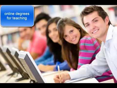 online degrees for teaching
