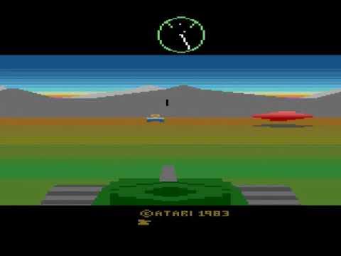Battlezone Atari 2600 Review