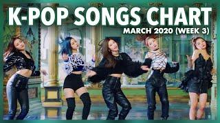 Baixar (TOP 100) K-Pop Songs Chart | March 2020 (Week 3)