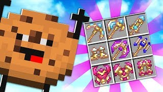 *Ancient Egyptians Mod* Minecraft Cookie Camp - Minecraft Modded Minigame | JeromeASF