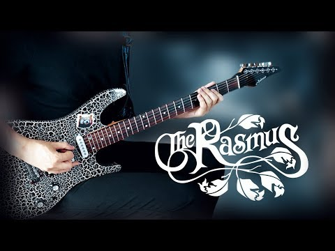 The Rasmus - In The Shadows [guitar Cover]