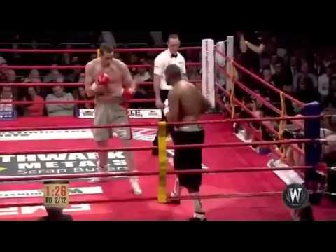 David Price Vs Tony Thompson First Fight (Full Fight)
