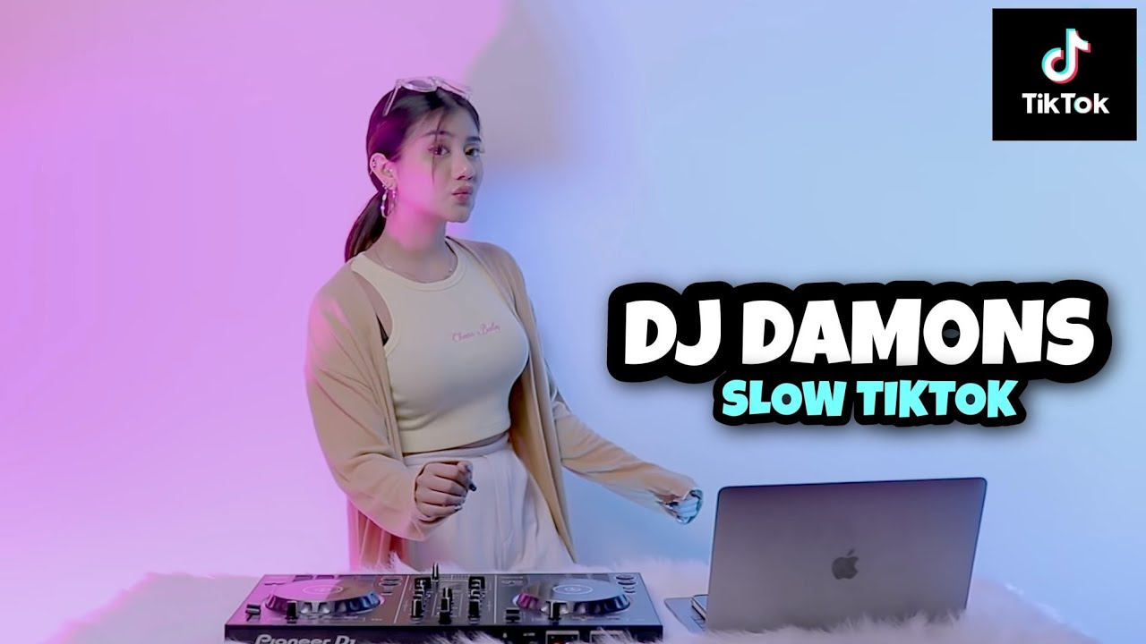 DJ DAMONS    REMIX SLOW TIKTOK!!!  (DJ IMUT REMIX)