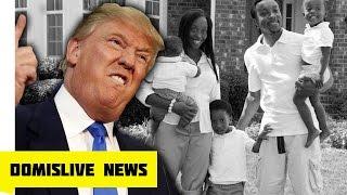 SHOCKING TRUMP PLANS FOR 'BLACK AMERICA' (DONALD TRUMP URBAN RENEWAL) thumbnail