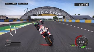 MotoGP 17 - Le Mans | France GP Gameplay (PC HD) [1080p60FPS]