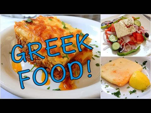 Our favorite Greek Cuisine in Athens, Greece