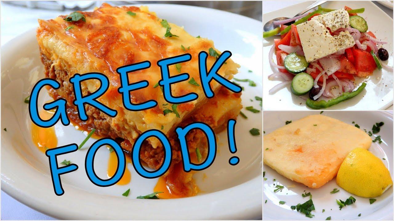 Image result for greek food