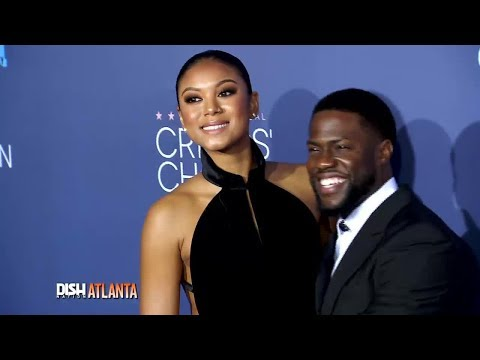 KEVIN HART & WIFE PLAN $118K BABY SHOWER AMID EXTORTION SCANDAL