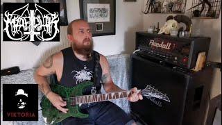 Marduk - The Last Fallen guitar cover full playthrough