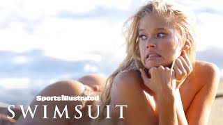Vita Sidorkina Shows Off Her Flirty Side Behind The Scenes | Outtakes | Sports Illustrated Swimsuit