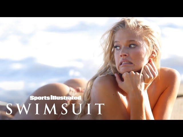 Model Vita Sidorkina Rocks Seriously Skimpy Swimsuits in this Sexy Video