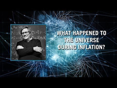 What happened to the universe during inflation?