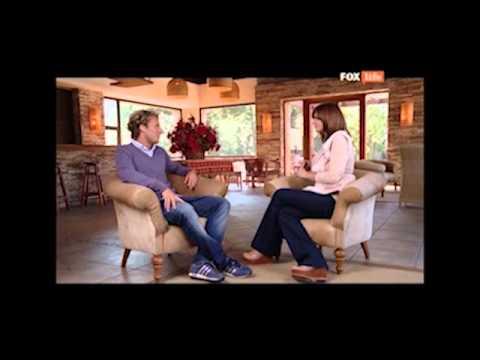 Fox Life - Araceli con Diego Forlán
