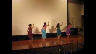 Surabhi UCI Diwali 2012 - South Indian Folk Dance