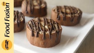 Seekh Cake without oven or special tools Recipe By Food Fusion