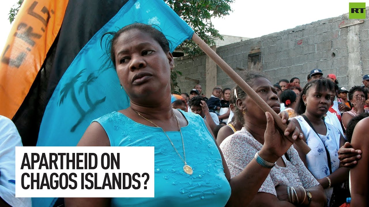 UK Chagos Islands officials accused of Apartheid