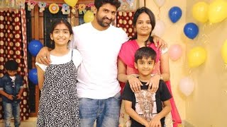 Dhee Jodi Sekhar Master Wife and Family Rare and Unseen Images