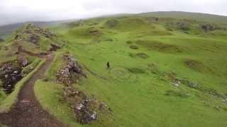 Fairy Glen, Isle of Skye, Scotland 2014