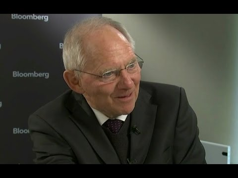 Schäuble says no bailout programme for Greece without the IMF