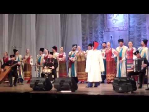 Видео - Кубанский казачий хор