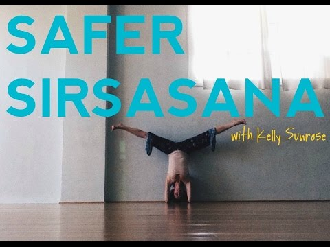 supported yoga headstand// 3block sirsasana  youtube