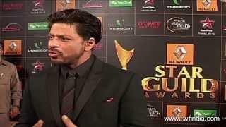 Shahrukh Khan talks about Madhuri Dixit & Dedh Ishqiya