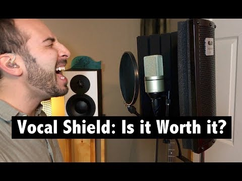 Vocal Shield: Is it Worth it? CAD VS1 Review