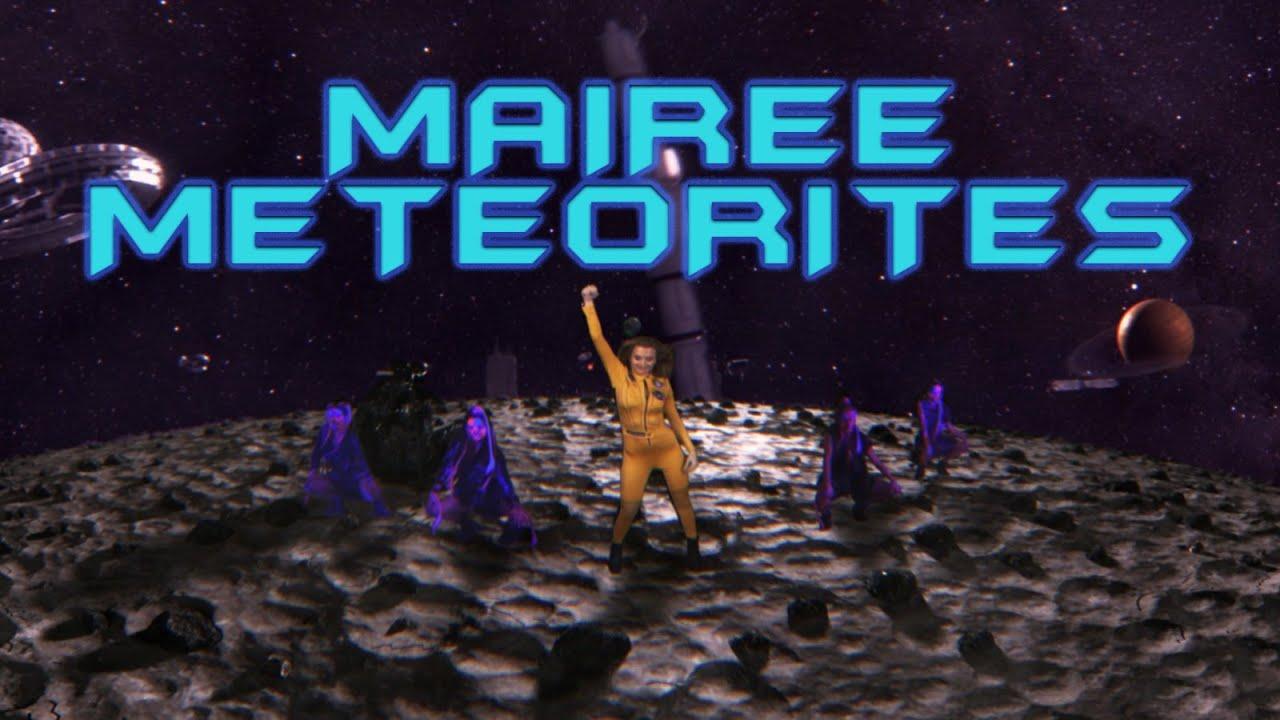 Mairee - Meteorites (360° Music Video 5K)