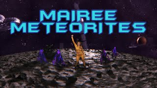 Mairee - Meteorites (360° Music Video 5K)