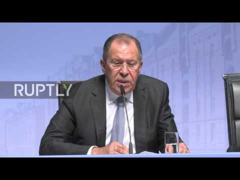 Germany: 'Nonsense,' Lavrov says of media speculation Russia is attempting to destablise Germany