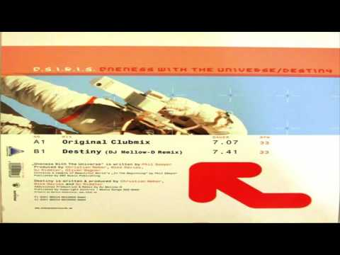 O.S.I.R.I.S. - Destiny (Dj Mellow-D Remix)