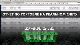 Форекс советник на реальном счету +13311$(Отчет по торговле форекс советника D-FX Trend Setka 5.2 на реальном счету. Смотрите мониторинг данного счета и описа..., 2015-07-08T06:55:15.000Z)