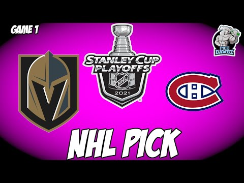 Montreal Canadiens vs Vegas Golden Knights 6/14/21 Free NHL Pick and Prediction NHL Betting Tips
