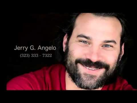 Jerry G. Angelo Actor Reel 2015