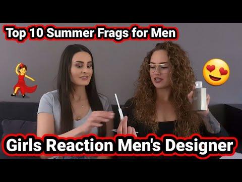 MARISA PICKS HER FAVORITE 3 SUMMER FRAGRANCES FOR MEN! from YouTube · Duration:  4 minutes 22 seconds