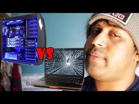 Desktop vs Laptop For Music - Why I Prefer Desktops